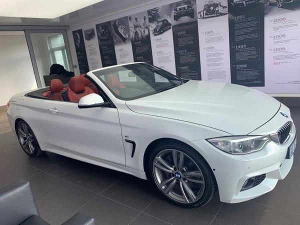 2014 BMW 4 Series 435i Convertible M Sport Auto Gauteng Centurion_0