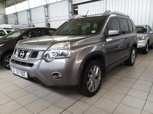 2012 Nissan X-Trail 2.5 Cvt Le r81r87  Eastern Cape East London_0