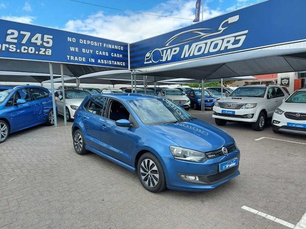 2016 Volkswagen Polo GP 1.0 TSI Bluemotion Western Cape Bellville_0