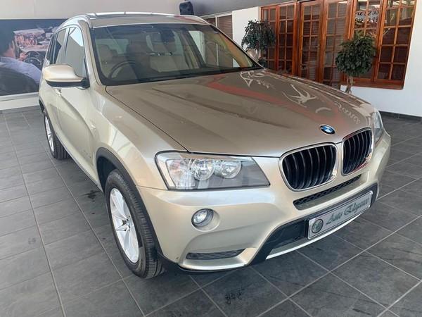 2012 BMW X3 Xdrive20i  Exclusive At  Gauteng Pretoria_0