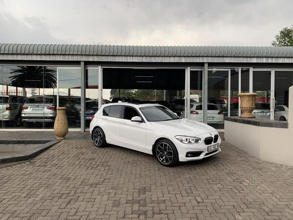 2017 BMW 1 Series 120i 5DR Auto f20 Mpumalanga Delmas_0