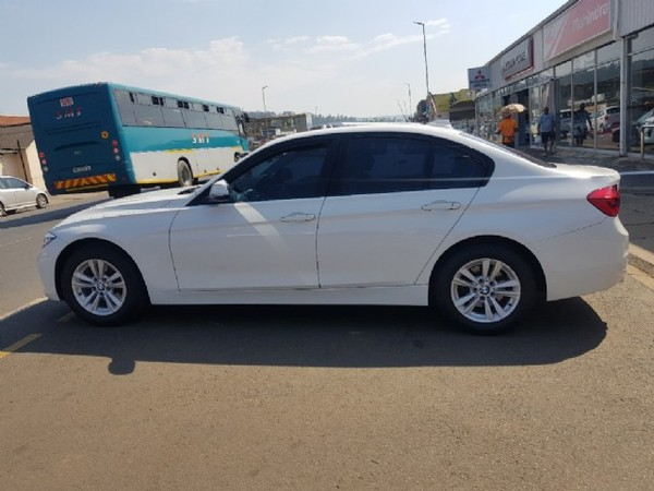 2015 BMW 3 Series 320i Auto Kwazulu Natal Pietermaritzburg_0
