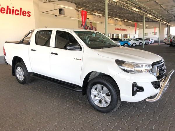 2019 Toyota Hilux Hilux 2.4 DG-6 4x4 Auto  Gauteng Midrand_0