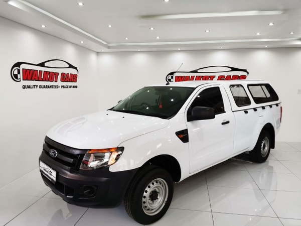 2015 Ford Ranger 2.2tdci Xl Pu Sc  Kwazulu Natal Newcastle_0