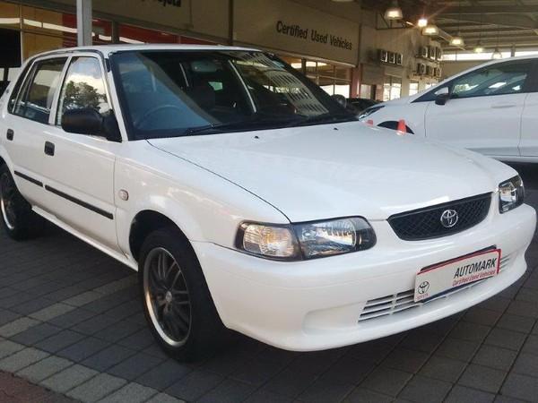 2003 Toyota Tazz 130  Gauteng Edenvale_0