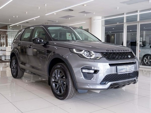 2020 Land Rover Discovery Sport SPORT 2.0i4 D SE Free State Bloemfontein_0