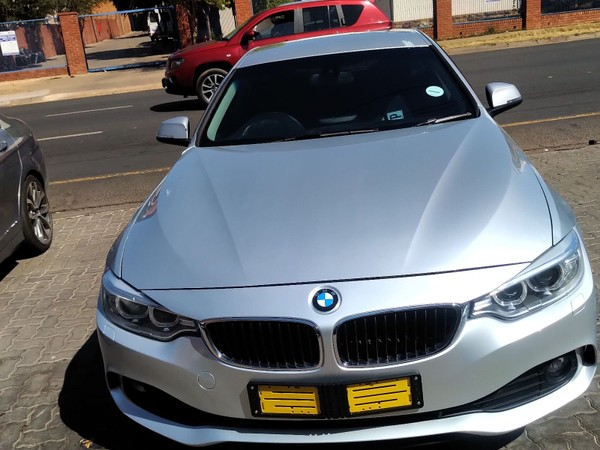 2017 BMW 4 Series 420i Gran Coupe Gauteng Pretoria_0