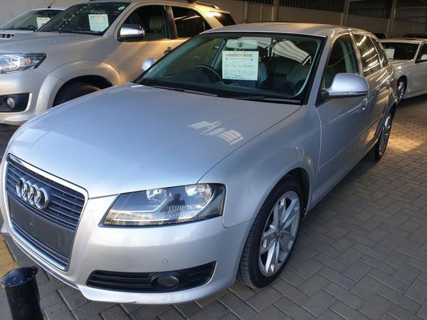 2010 Audi A3 1.8 Tfsi Ambition S Tronic  Free State Bloemfontein_0