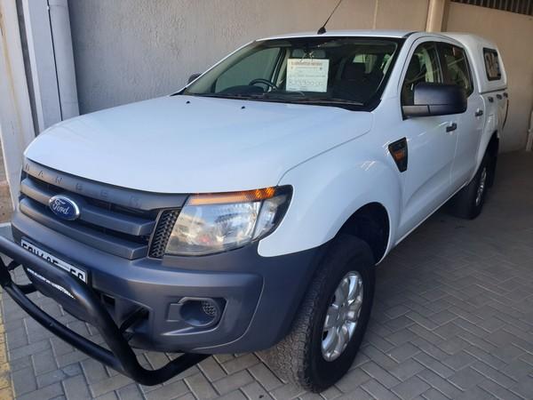 2014 Ford Ranger 2.2TDCi XL Double Cab Bakkie Free State Bloemfontein_0