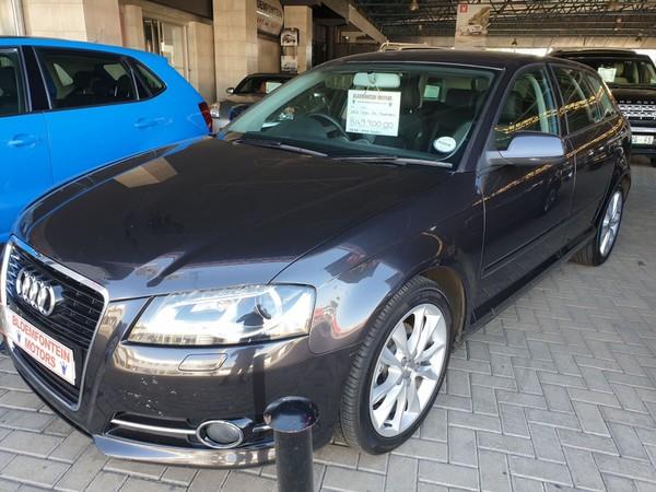 2012 Audi A3 1.8 Tfsi Ambition  Free State Bloemfontein_0