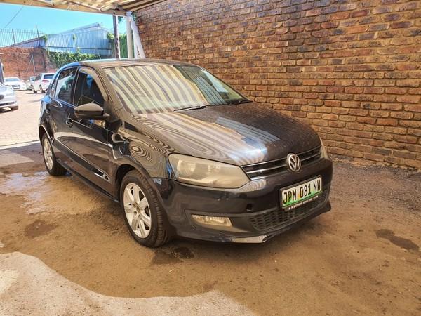 2012 Volkswagen Polo 1.6 Tdi Comfortline  Gauteng Pretoria_0