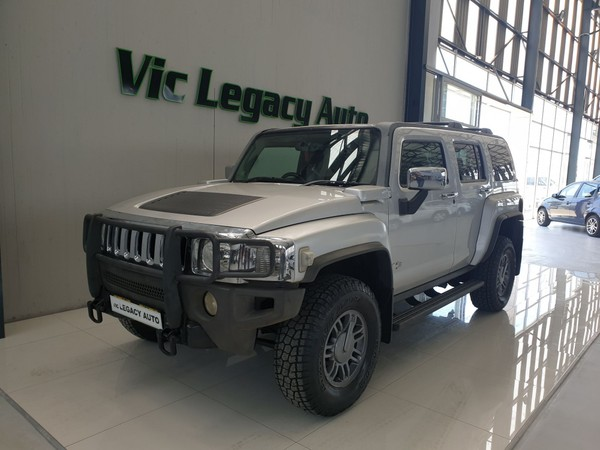 2007 Hummer H3 Adventure At  Gauteng Vereeniging_0