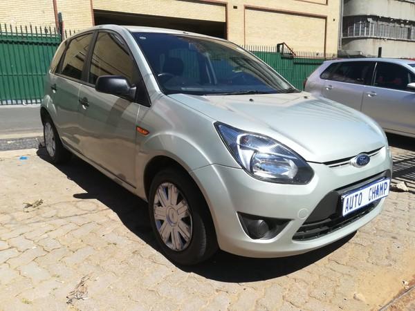 2012 Ford Figo 1.4 Trend  Gauteng Johannesburg_0