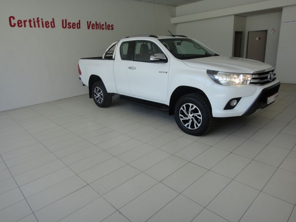 2016 Toyota Hilux 2.8 GD-6 Raider 4x4 Extended Cab Bakkie Western Cape Ceres_0