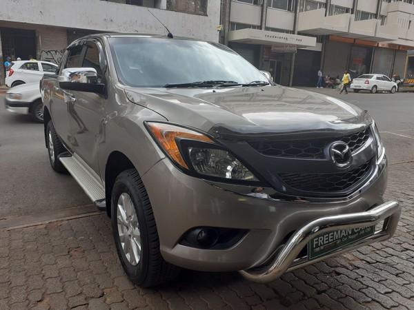 2018 Mazda BT-50 2.2 TDi SLX PU FCAB Gauteng Johannesburg_0
