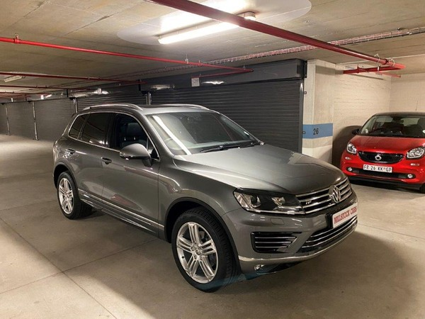 2015 Volkswagen Touareg GP 3.0 V6 TDI Luxury TIP Western Cape Cape Town_0