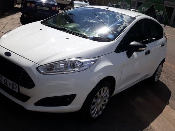 2013 Ford Fiesta 1.4 Ambiente 5-Door Gauteng Jeppestown_0
