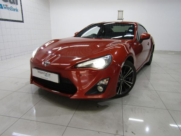 2012 Toyota 86 2.0 High  Gauteng Pretoria_0
