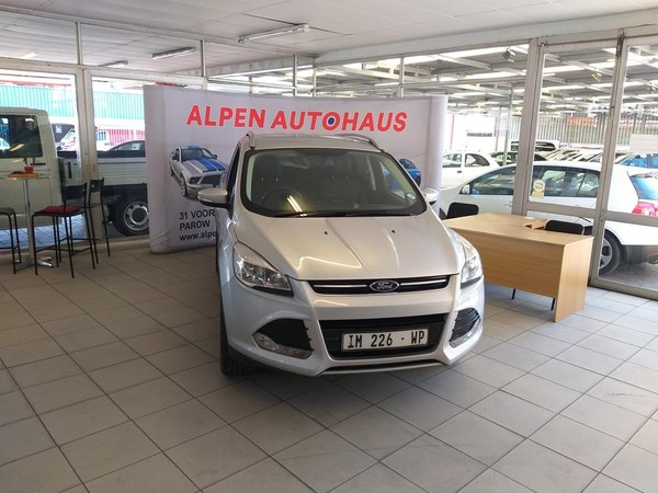 2015 Ford Kuga 1.5 Ecoboost Trend Auto Western Cape Parow_0