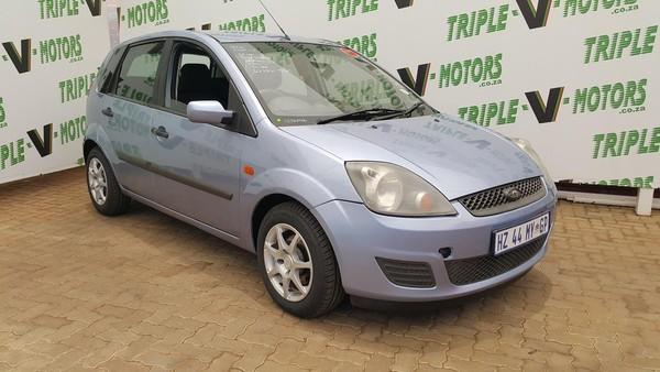 2006 Ford Fiesta 1.4i 5dr  Gauteng Pretoria_0