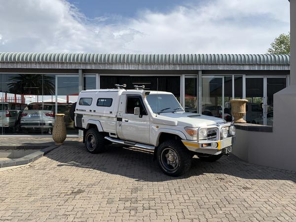2007 Toyota Land Cruiser 70 4.5p Pu Sc  Mpumalanga Delmas_0