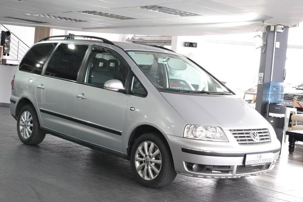 2005 Volkswagen Sharan 1.8t  Gauteng Johannesburg_0