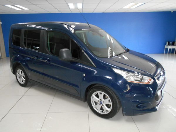 2015 Ford Tourneo Connect 1.0 Trend SWB Free State Bloemfontein_0