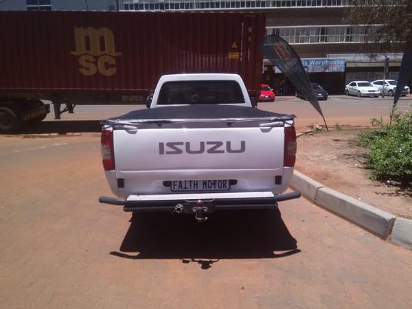 2012 Isuzu KB Series 250 D-TEQ LE Single cab Bakkie Gauteng Johannesburg_0