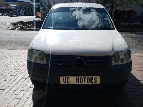 2005 Volkswagen Caddy 1.6i Fc Pv  Gauteng Germiston_0