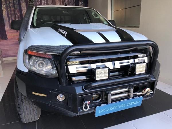 2014 Ford Ranger 2.2tdci Xl Pu Dc  Gauteng Midrand_0
