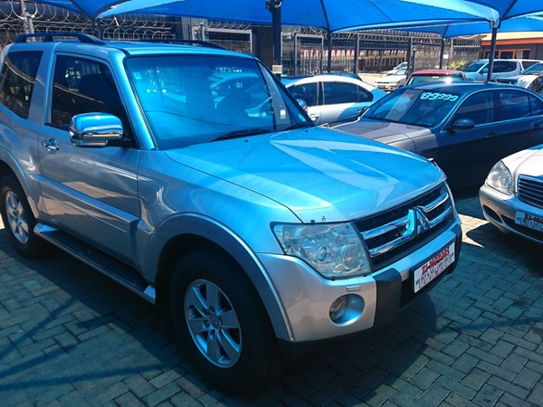 2007 Mitsubishi Pajero 3.2 Di-dc Gls Swb At  North West Province Brits_0