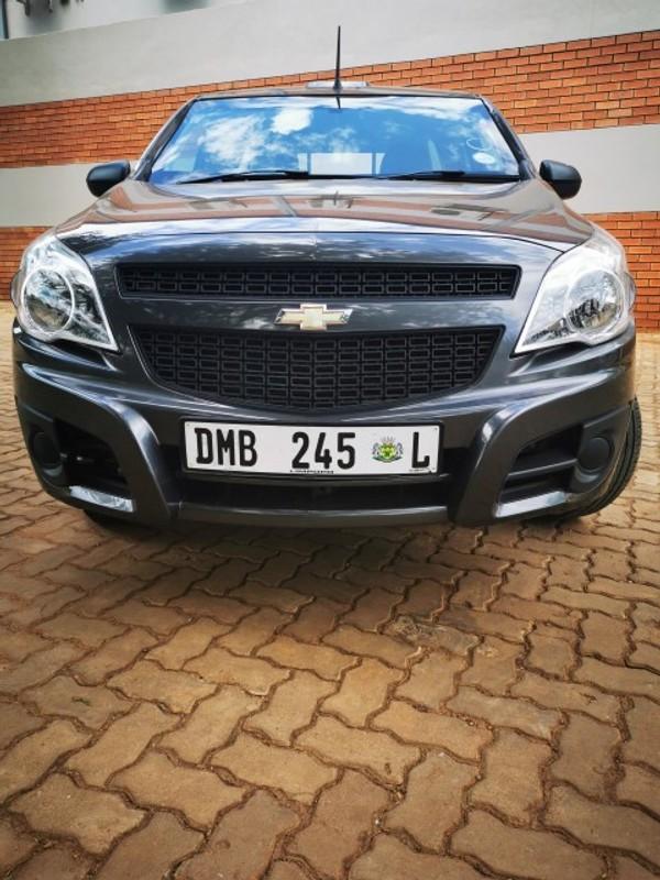 2016 Chevrolet Corsa Utility 1.4 Ac Pu Sc  Limpopo Louis Trichardt_0