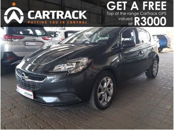2018 Opel Corsa 1.0T Enjoy 5-Door Eastern Cape King Williams Town_0