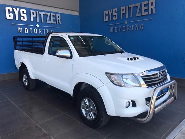 2016 Toyota Hilux 3.0 D-4D LEGEND 45 RB Single Cab Bakkie Gauteng Pretoria_0