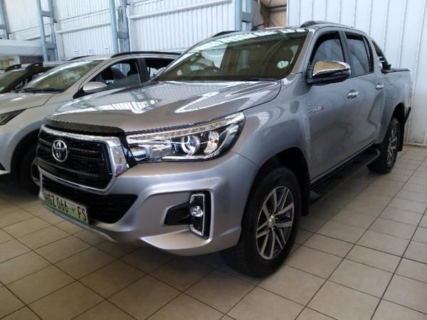 2019 Toyota Hilux 2.8 GD-6 RB Auto Raider Double Cab Bakkie Eastern Cape East London_0