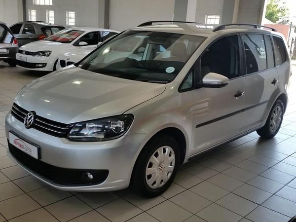 2013 Volkswagen Touran 2.0 Tdi Trendline Dsg  Western Cape Wynberg_0