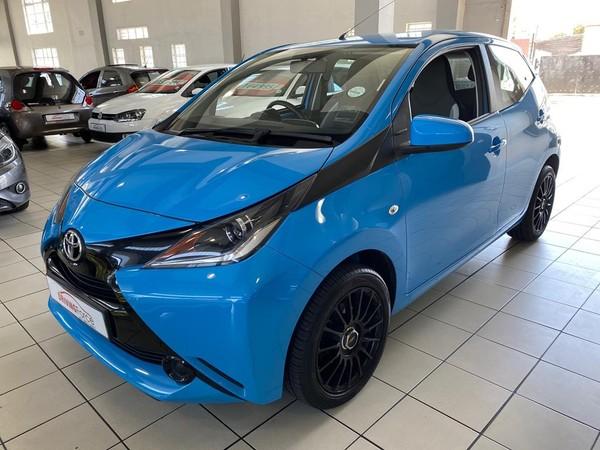 2017 Toyota Aygo 1.0 5-Door Western Cape Wynberg_0