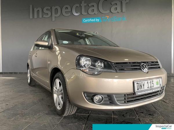2015 Volkswagen Polo 1.6 Comfortline  Limpopo Polokwane_0
