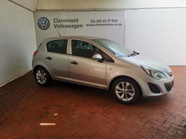 2014 Opel Corsa 1.4 Essentia 5dr  Western Cape Claremont_0