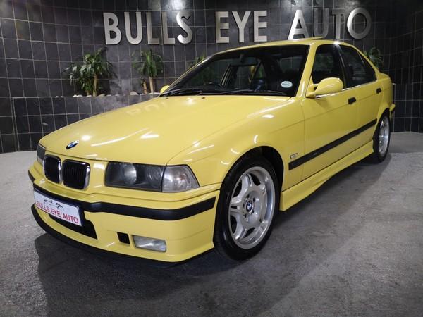 1998 BMW M3 4d e36  Gauteng Silverton_0