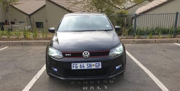 2011 Volkswagen Polo Gti 1.4tsi Dsg  Gauteng Bryanston_0