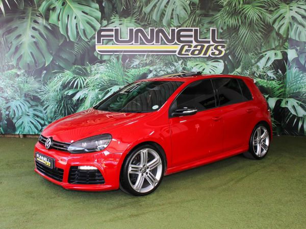 2011 Volkswagen Golf Vi 2.0 Tsi R Dsg  Kwazulu Natal Hillcrest_0