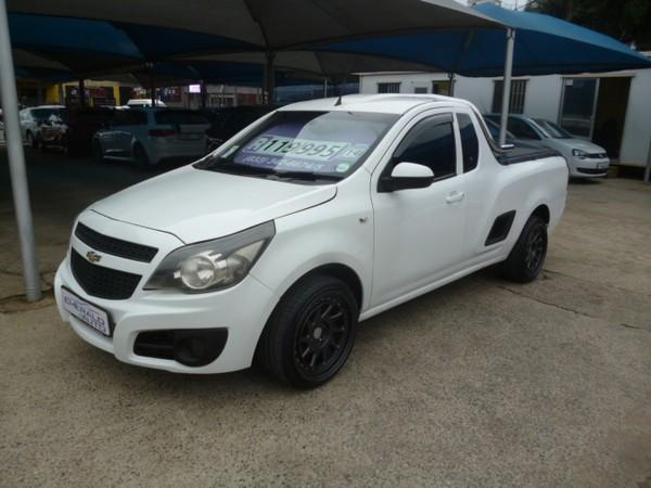 2014 Chevrolet Corsa Utility 1.4 Sc Pu  Kwazulu Natal Pietermaritzburg_0
