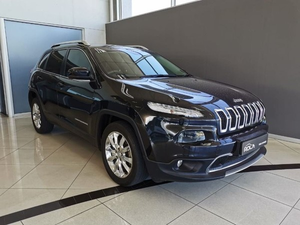 2015 Jeep Cherokee 3.2 Limited Auto Western Cape Somerset West_0