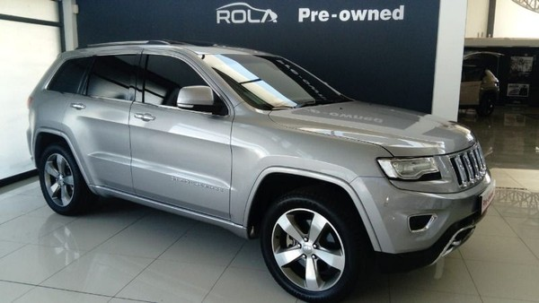 2015 Jeep Grand Cherokee 3.0L V6 CRD OLAND Western Cape Somerset West_0