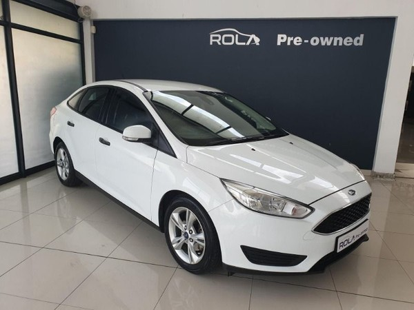 2017 Ford Focus 1.0 Ecoboost Ambiente Western Cape Somerset West_0