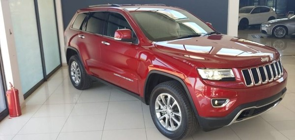 2020 Jeep Grand Cherokee 3.0L V6 CRD LTD Western Cape Somerset West_0
