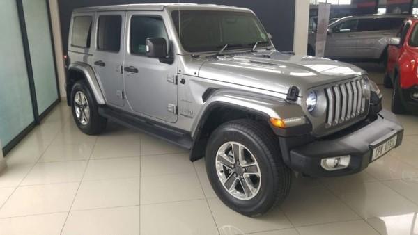 2019 Jeep Wrangler UNLTD Sahara 3.6 V6 Western Cape Somerset West_0