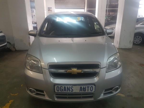 2014 Chevrolet Aveo 1.6 Ls 5dr At  Gauteng Johannesburg_0