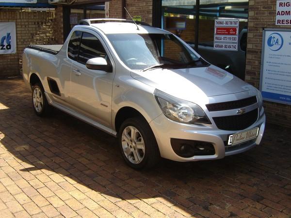 2015 Chevrolet Corsa Utility Utility 1.8 Sport PU SC Gauteng Johannesburg_0